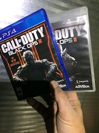 2 Call of Duty Ps4 Games  San Diego, 92116