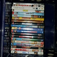 Lot of 20 Comedy DVDs 164 mi