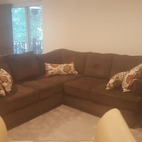 Cozy Comfy Sectional null