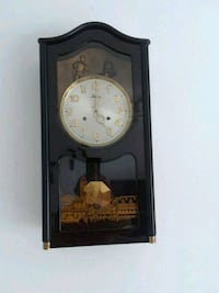 brown wooden framed pendulum clock Delray Beach, 33484