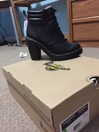 Brand new .. . DR MARTENS BOOTS Calgary, T2A 4P4
