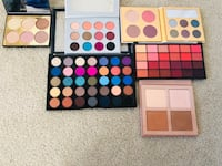Eyeshadow palettes and face palettes 2344 mi