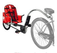 WeeHoo Bike Trailer [NEW] Las Vegas, 89179