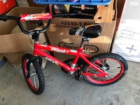 """Boys 16"""" Bicycle Kingsport, 37664"""