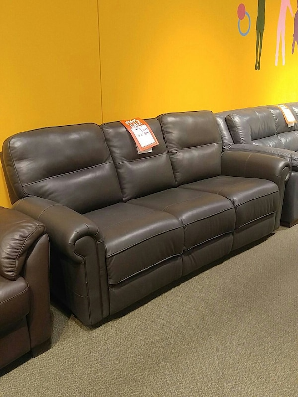Phenomenal Kuka Top Grain Leather Power Reclining Sofa Uwap Interior Chair Design Uwaporg