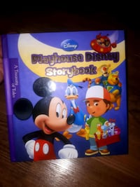 Playhouse Disney Storybook with over 300 pages  Kitchener, N2A 4B9