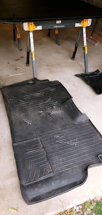 Weather tech floor mats for 2014 f150 lariat crew cab. Or best offer