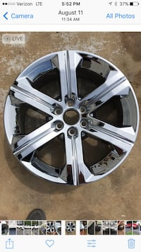 "22"" GM OEM  Denali wheels (2 wheels only) Huntingtown, 20639"