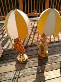 "Table lamps 40"" tall Alexandria, 22315"