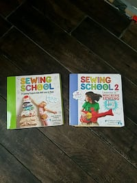 Sewing School Books 1 and 2 Annandale, 22003