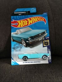 007 HotWheels Car Charleston, 29414