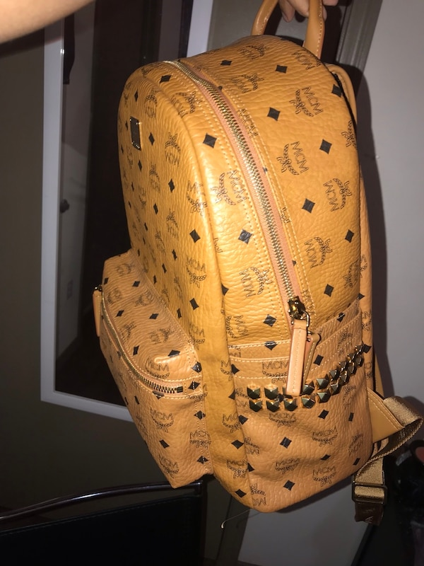 Authentic Mcm Bag With Og Receipt