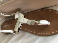 BCBG sandals size 8.5 never worn Walden, 12586