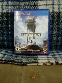 Star Wars Battlefront PS4 El Paso