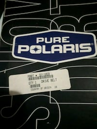Polaris Indy Lite 340 Dive Belt 592 km