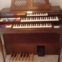 Wurlitzer Organ with bench Germantown, 20874