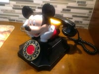 Disney Mickey Mouse Desk Phone Caledon, L7E 1X7