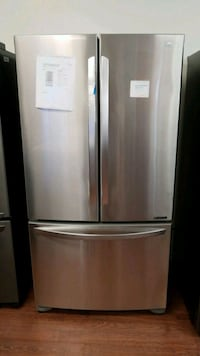 stainless steel french door refrigerator Markham, L3T 1L3