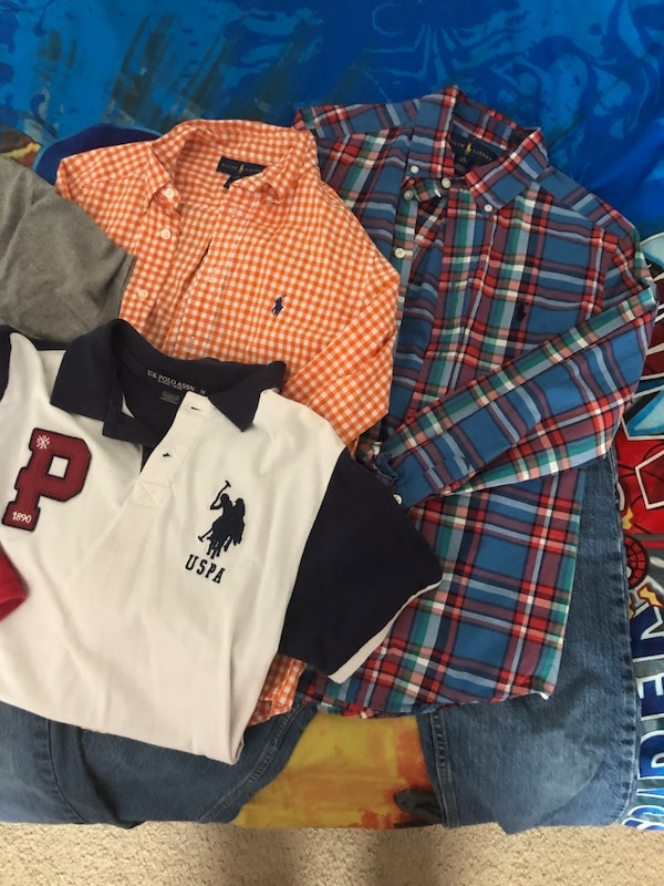 2acaf9e25 Used Boys Name brand clothes gently used for sale in Saint Augustine - letgo