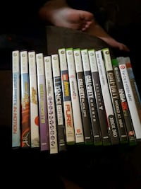 Lot of 16 video games $55 obo San Diego, 92108