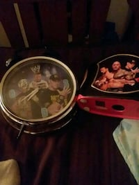 WWE analog wall clock Hagerstown, 21740