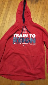 red and black pullover hoodie Winnipeg, R3T