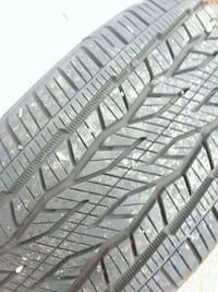 4 New Tires for 20 inch rims 1483 mi