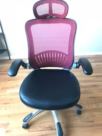 Black and red office  chair Fort Collins, 80524