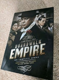The complete series of Boardwalk Empire Barrie, L4M 3A9
