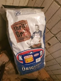 2 Kingsford Charcoal 2-pack 18.6lbs bags (4 total bags)