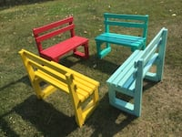 Children's bench rock bottom price $35 St. Albert