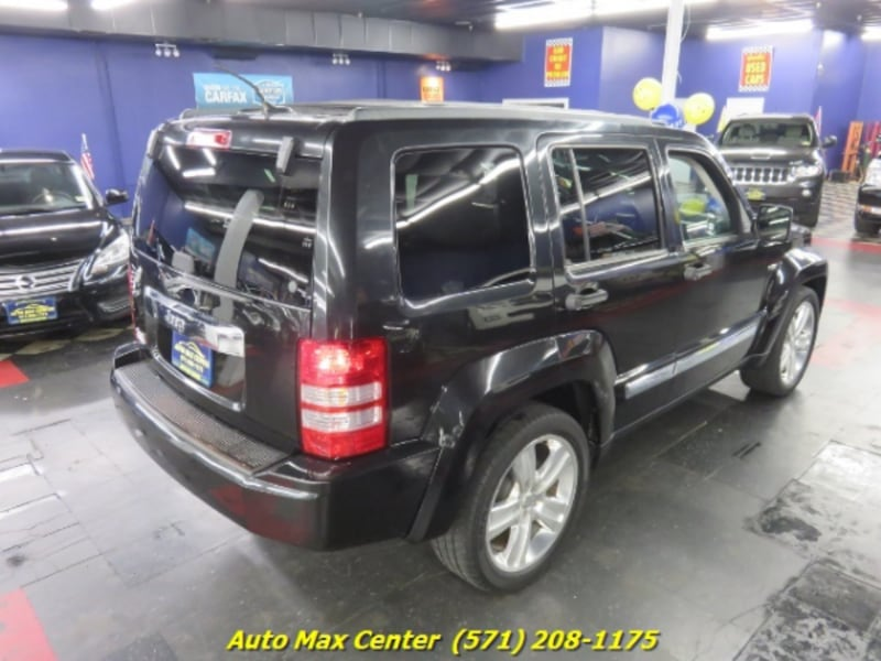 2012 Jeep Liberty - Jet Edition - Limited  4