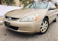 "$3900 Firm"" 2003 Honda Accord Leather "" No check engine Light  Hyattsville"