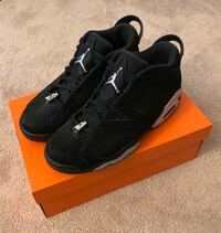 "Jordan 6 low ""Chrome"" / size 12 Centreville, 20121"