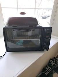 New toaster oven (available until February 23rd) Clifton, 20124