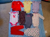 toddler's assorted clothes Grand Rapids, 49548