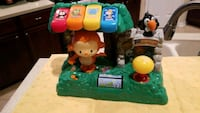 Vtech learn and dance interactive zoo New Port Richey, 34654