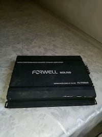Forwell anfi