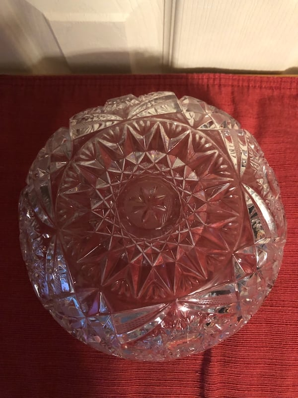 Crystal Salad Bow w/SilverFork/Spoon and Silverplate Candy Dish-$15 ea 2168abc0-6162-4b09-9fd2-75032999e083