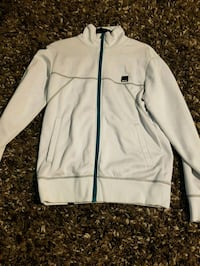 White Bench jacket sz small Surrey, V3R 9A9