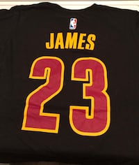 Cavs T-shirt James