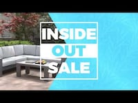 Inside out Sale @ Keepers Resale Chesterfield