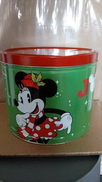 Mickey and Minnie tin Grand Junction, 81501