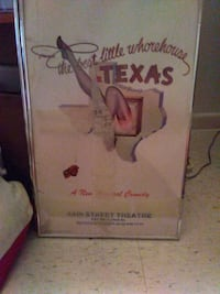 The Best Little Whorehouse in Texas Off Broadway