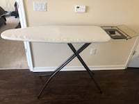 white and black ironing board Silver Spring, 20902