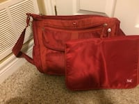 Red lug laptop bag Brighton, K0K 1H0