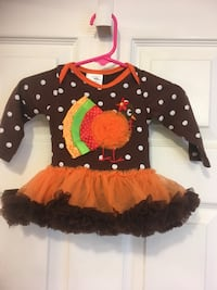 Baby Thanksgiving Dress!! XS College Station, 77845