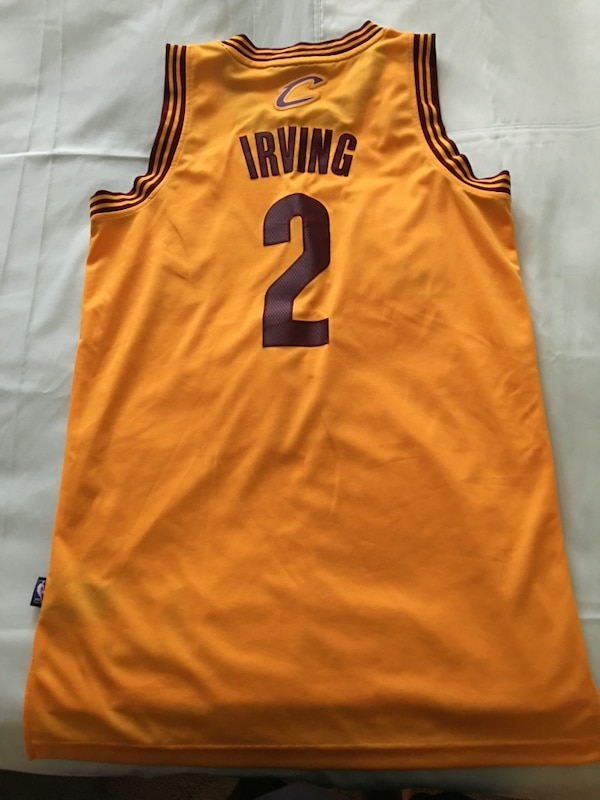 brand new d3bf5 87415 Kyrie irving cleveland cavaliers jersey