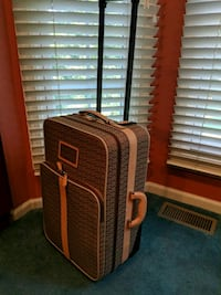 Coach carry-on luggage