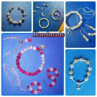 beaded assorted-color bracelets and earrings collage Hamilton, L8S 1G9